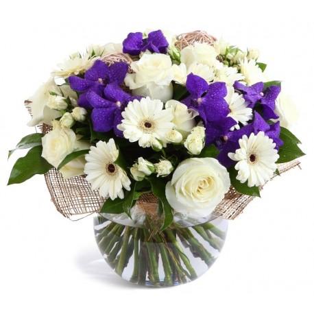 Ramo de Flores Moscú