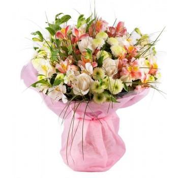 Ramo de Flores Sacher